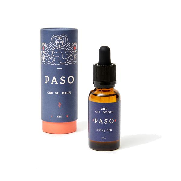 paso cbd oil tinctures in 1000mg strength