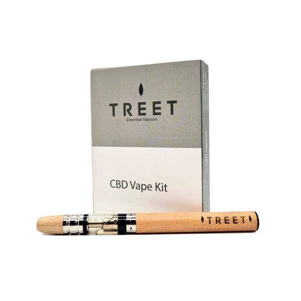 treet cbd vape kit with cartridge