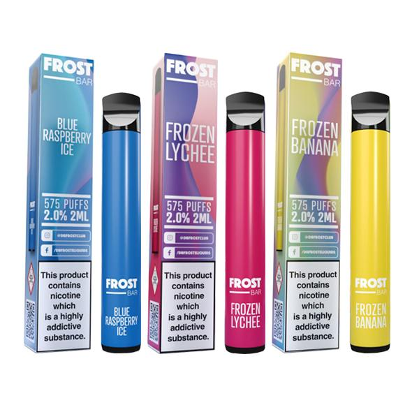 Dr Frost Bar Disposable Vape Kit