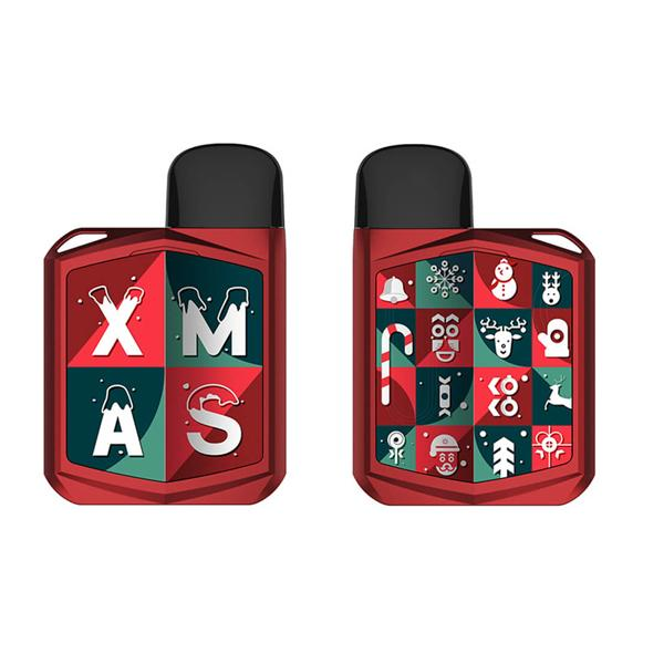 koko prime Christmas edition pod kit red