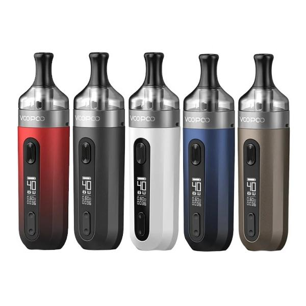 voopoo v.suit pod kit all colours