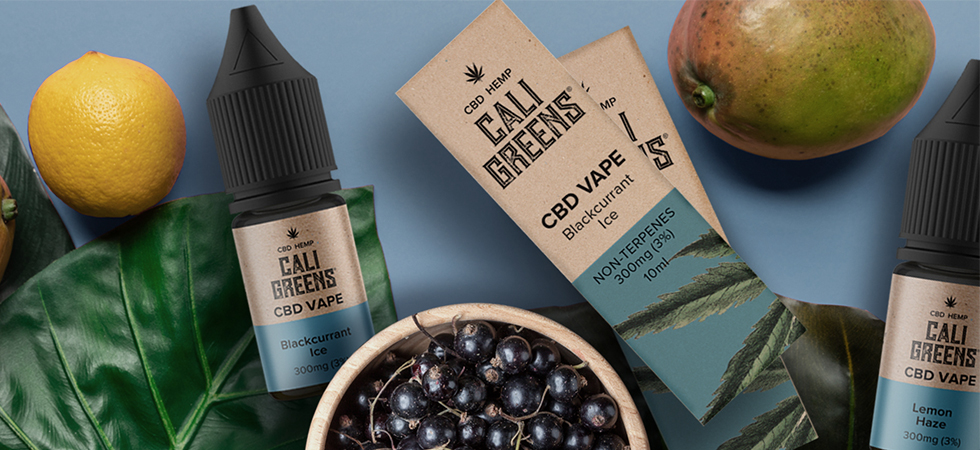 cali greens cbd vape liquids