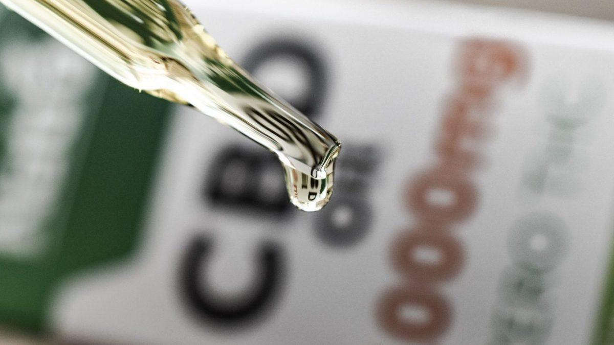 broad spectrum cbd oil dropper