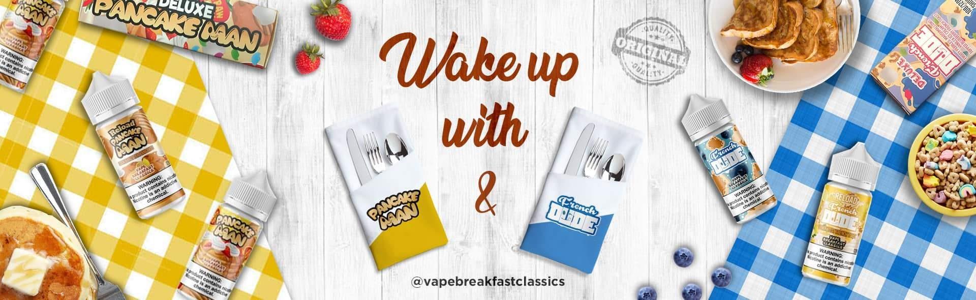 vape breakfast classics UK